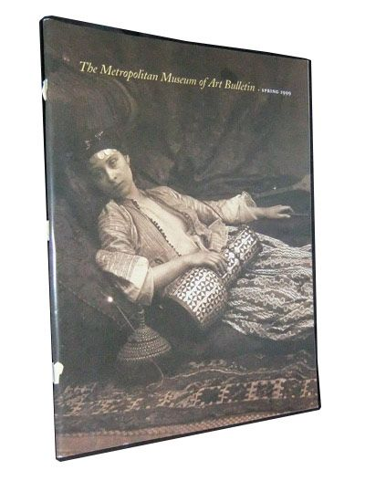 DANIEL, MALCOLM - The Metropolitan Museum of Art Bulletin, Spring 1999 (Vol. LVI, No. 4); Inventing a New Art: Early Photographs from the Rubel Collection in the Metropolitan Museum of Art