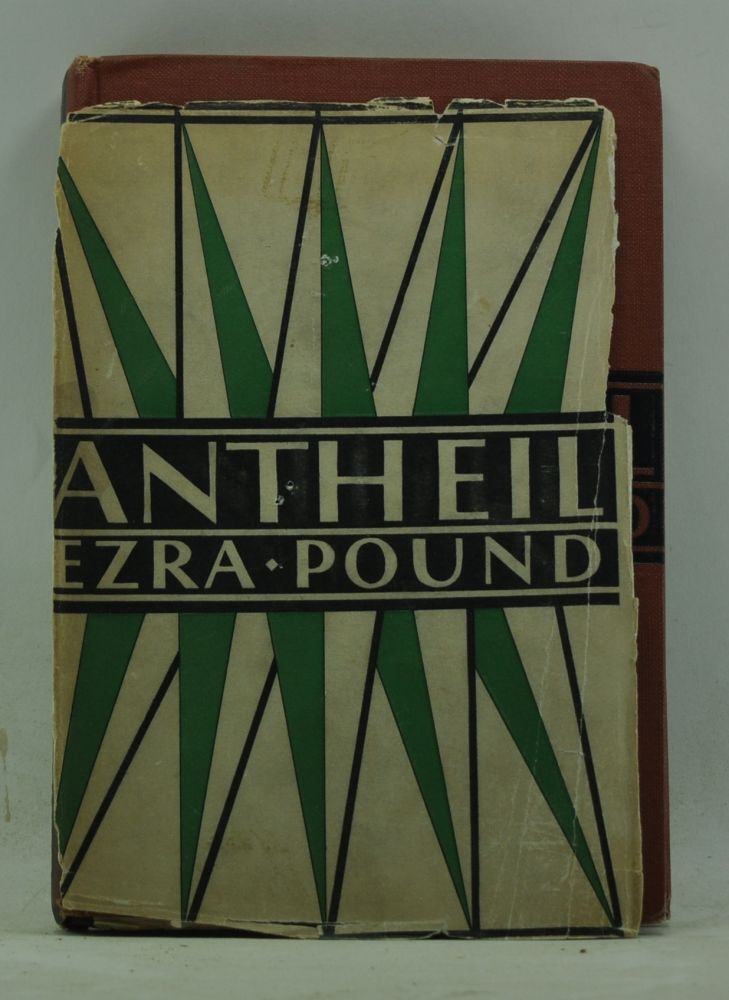 Antheil and the Treatise on Harmony with Supplementary Notes. Ezra Pound.