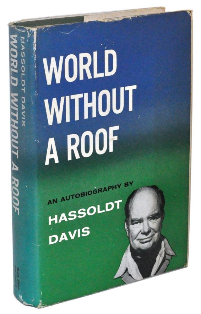 World without a Roof: An Autobiography. Hassoldt Davis.