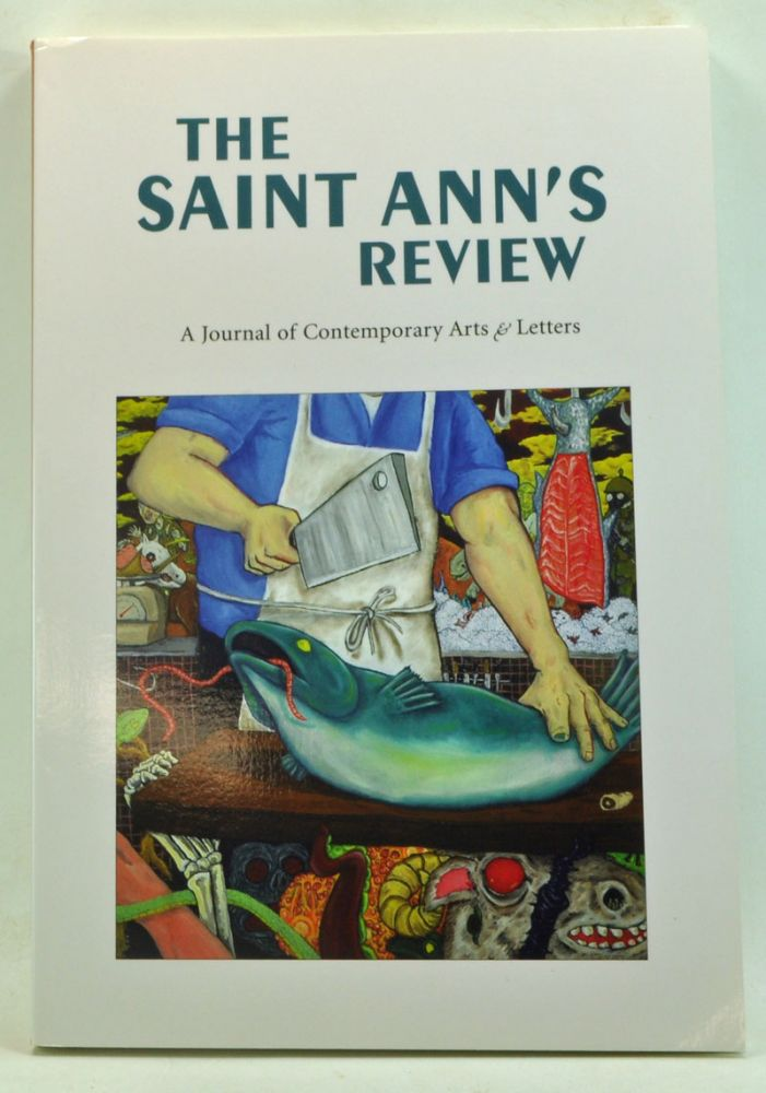 The Saint Ann's Review: A Journal of Contemporary Arts & Letters, Winter 2006. Beth Bosworth.