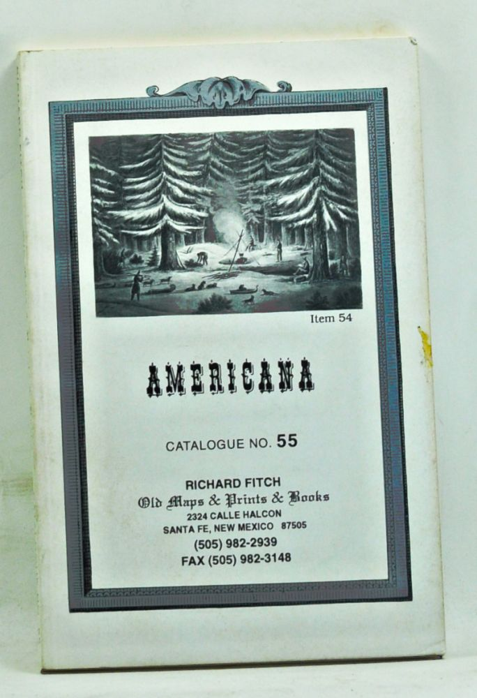 Americana, Catalogue 55. Dottie and Dick Fitch.