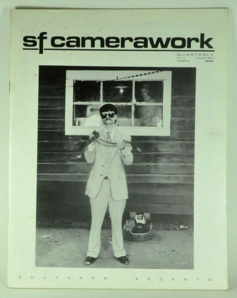 SF Camerawork, Volume 14, Number 2 (Summer 1987). Southern Accents. Debra Heimerdinger, William Witherup, Alex Harris, Tom Patterson, others.