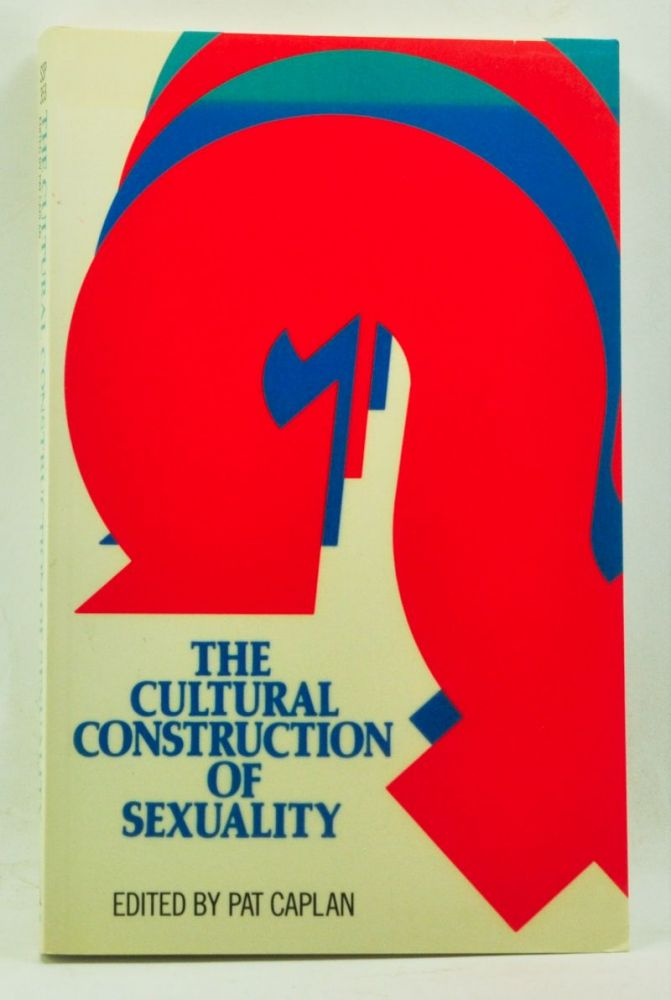 Cultural Construction of Sexuality. Patricia Caplan.