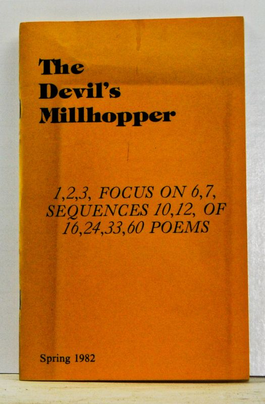 The Devil's Millhopper, Volume 7, Number 1 (Spring 1982). Special Issue: Sequences of Power. Stephen Corey.