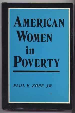 American Women in Poverty.