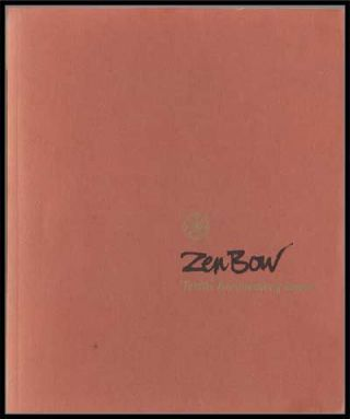 Zen Bow; Tenth Anniversary Issue (Volume 9, Number 3 and 4). Richard Wehrman, Roshi Philip Kapleasu, Audrey Fernandez, Toni Packer, Albert Low, Sonja Bayes, Tina Clarke, Casey Frank, Jay Thompson, Claire Myers Owens, Rafe Martin, Bodhin Shakya.