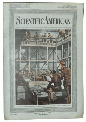 Scientific American, Volume CXVIII, Number 3 (January 19, 1918). C. H. Claudy, Austin C....