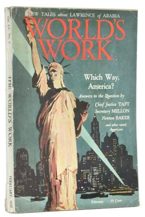 The World's Work, Vol. 50, No. 4 (February, 1928). Which Way, America? and New Tals about...