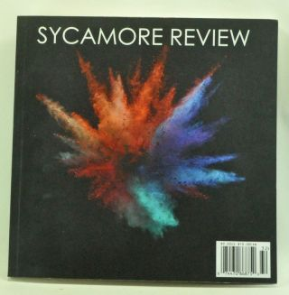 Sycamore Review, Volume 25, Number 2 (Fall/Winter 2013). Jessica Jacobs.