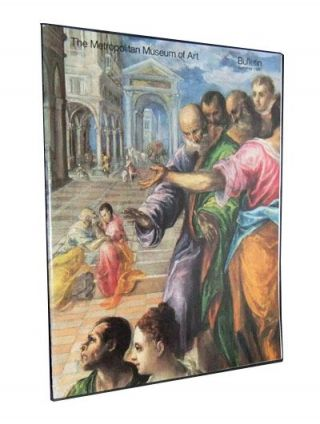 The Metropolitan Museum of Art Bulletin, Summer 1981 (Vol. XXXIX, Number 1); El Greco. Katharine...