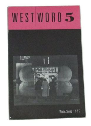 West Word 5 (Winter/Spring 1992). Linda Venis.