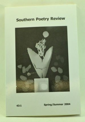 Southern Poetry Review, Volume 43, No. 1 (2004). Robert Parham.