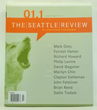 The Seattle Review: The Literary Journal of the Northwest 01.1 (Summer 2007). Andrew Feld