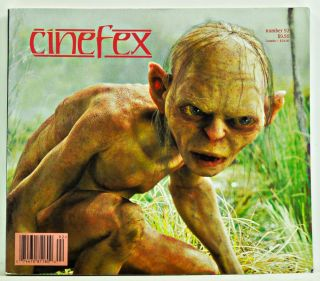 Cinefex 92 (January 2003). Jody Duncan