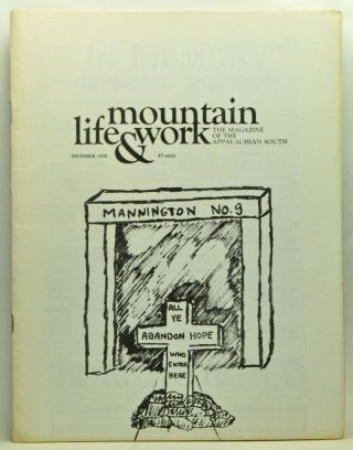 Mountain Life & Work, Volume 46, Number 11 (December 1970). Warren Wright, Helen Lewis, Bernie...