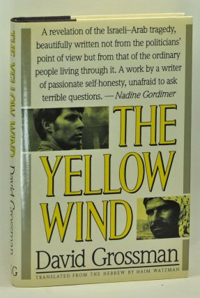 The Yellow Wind. David Grossman, Haim Watzman, trans