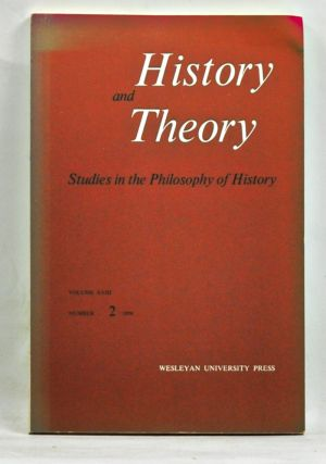 History and Theory: Studies in the Philosophy of History, Volume 18, Number 2 (1979