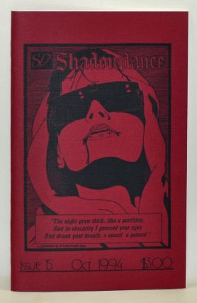 Shadowdance, Issue 15 (October 1994). Michelle Belanger.