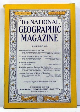 The National Geographic Magazine, Volume 97, Number 2 (February, 1950). Gilbert Grosvenor,...