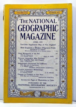 The National Geographic Magazine, 107, Number 6 (June 1955). Gilbert Grosvenor, Beverley M....