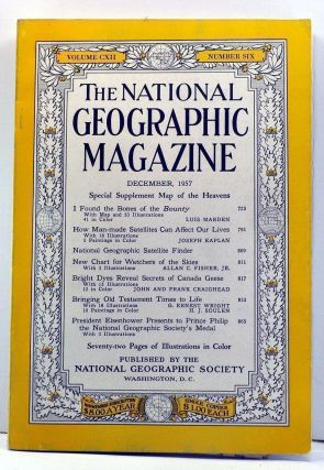 The National Geographic Magazine, Volume 112, Number 6 (December, 1957). Melville Bell Grosvenor,...