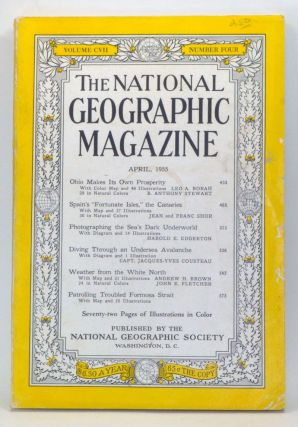 The National Geographic Magazine, Volume 107, Number 3 (March 1955). Gilbert H. Grosvenor,...