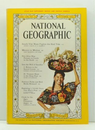 The National Geographic Magazine, Volume 120 Number 4 (October 1961). Melville Bell Grosvenor,...