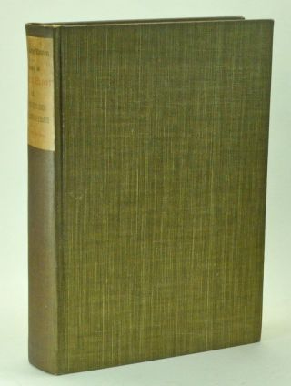 Impressions of Theophrastus Such; Miscellaneous Essays. Holly Lodge Edition. George Eliot, Mary...