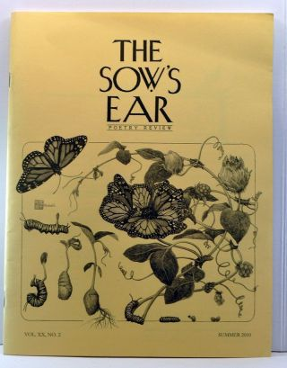 TheSow's Ear, Volume 20, Number 2 (Summer 2010). Kristin Camitta Zimet.