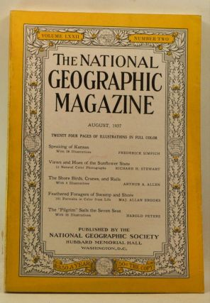 The National Geographic Magazine, Volume 72, Number 2 (August 1937). Gilbert Grosvenor, Frederick...