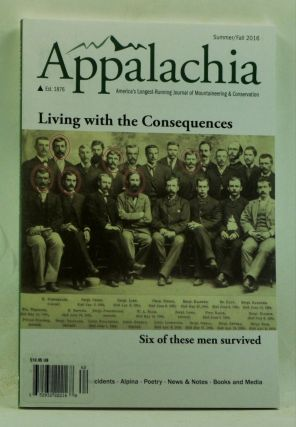 Appalachia: America's Longest-Running Journal of Mountaineering & Conservation, Volume 67, Number...