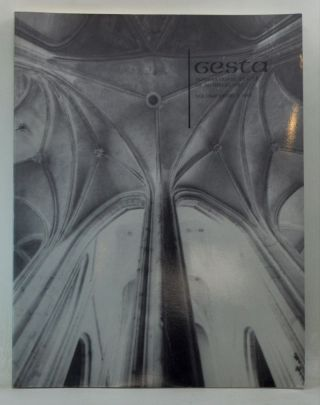 Gesta: International Center of Medieval Art, Volume XXVIII/2 (1989). William W. Clark, Maija R....
