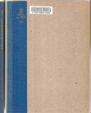 The Radiochemistry of Protactinium, (National Research Council. Nuclear Science Series). H. W. Kirby.