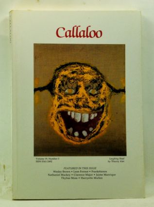 Callaloo, Volume 19, Number 3 (Summer 1996). Charles H. Rowell