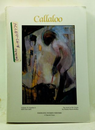 Callaloo, Volume 19, Number 2 (Spring 1996). Emerging Women Writers, A Special Issue. Charles H....