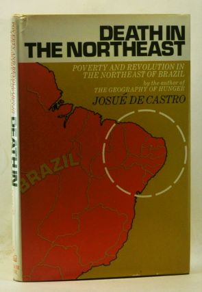 Death in the Northeast. Josué de Castro