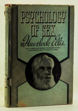 Psychology of Sex: A Manual for Students. Havelock Ellis.