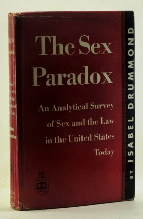 The Sex Paradox. Isabel Drummond.