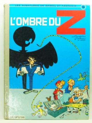 L'ombre du Z (French Edition). Franquin.