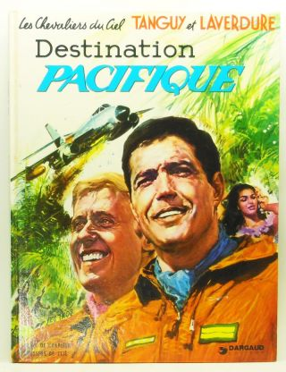 Destination Pacifique (French Edition). Charlier
