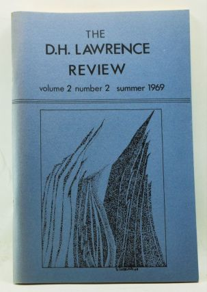 The D. H. Lawrence Review, Volume 2, Number 2 (Summer 1969). James C. Cowan, Elizabeth Cipolla,...