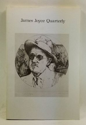 James Joyce Quarterly, Volume 12, Number 3 (Spring 1975). Thomas F. Staley, Philip W. Kenny,...