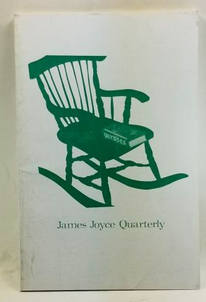 James Joyce Quarterly, Volume 15, Number 2 (Winter 1978). Thomas F. Staley, David E. Jones, Theo...