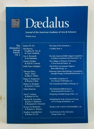 Daedalus: Journal of the American Academy of Arts & Sciences, Winter 2013: The Alternative...