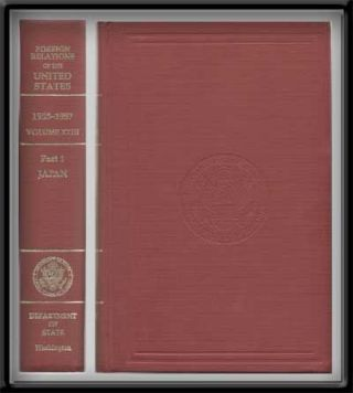 Foreign Relations of the United States, 1955-1957. Volume XX: Regulation of Armaments; Atomic...