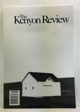 The Kenyon Review, New Series Vol. 17, No. 1 (Winter 1995). Marilyn Hacker.