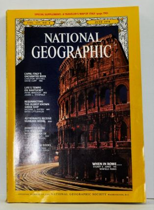 The National Geographic Magazine, Volume 137 (CXXXVII), No. 6 (June 1970). With Special...