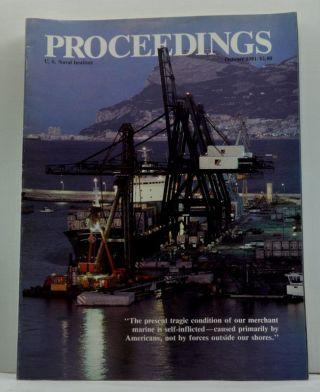 United States Naval Institute Proceedings, Vol. 107/10/944 (October 1981). D'Wayne Gray