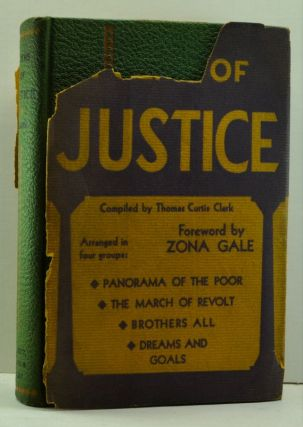 Poems of Justice. Thomas Curtis Clark