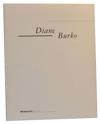 Diane Burko 1985-1987: April 5-30, 1988. Diane Burko, Lawrence Alloway, Lenore Malen, essay.